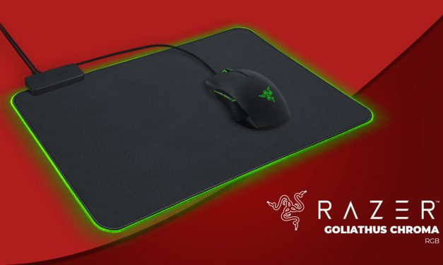 Razer Goliathus Chroma Gaming Mouse Pad ( All You Need To Know )