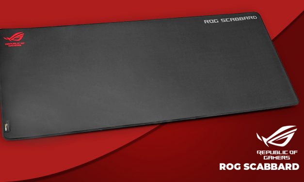 Asus ROG Scabbard Gaming Mouse Pad ( All You Need To Know )