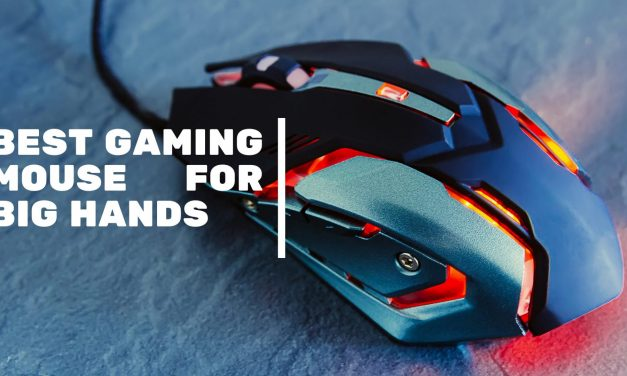 Best Gaming Mouse for Big Hands – Facts You Must Be Aware Of