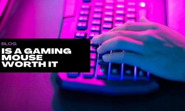 Is a Gaming Mouse Worth it?