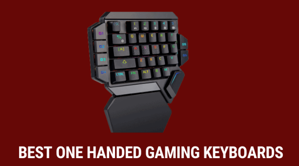 best one handed gaming keyboards